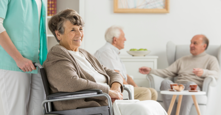 Senior housing and understanding the levels of care.